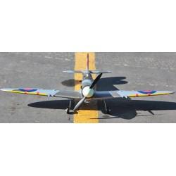 FMS 800mm Spitfire fly RTF - flot fjernstyret fly