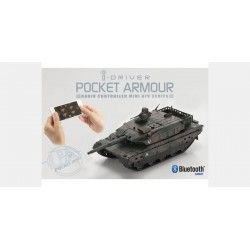 Pocket Armour 1:60 type 10 - kyosho i-Driver