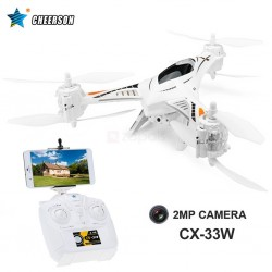Cheerson CX33W Drone with Auto Take Off & Landing