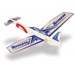 Reverso Balsa Glider Airplane - kaste flyver
