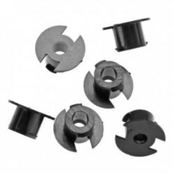 DROMIDA ISO Camera Mount Grommet Pins Vista FPV* DIDE1217