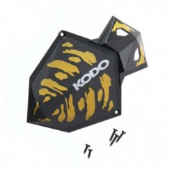 DROMIDA Upper Shell Black/Yellow Kodo Quadcopter* DIDE1500
