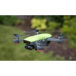 DJI Spark Fjernstyret Drone - inkl. remote - TILBUD