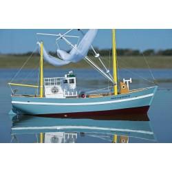 Fjernstyret Fiskekutter Trawler fra Bristol