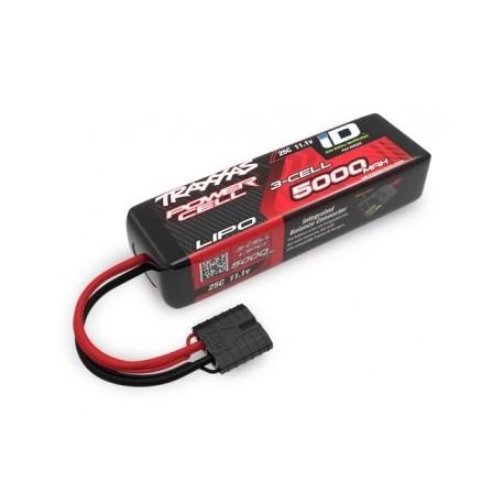 Traxxas 2832X Batteri Li-Po 3S 11,1V 5000mA 25C iD-Connector (Short)