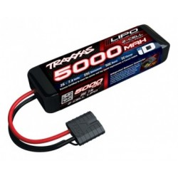 Traxxas 2842X Battery Li-Po 2S 7,4V 5000mAh 25C iD-Connector (Short)