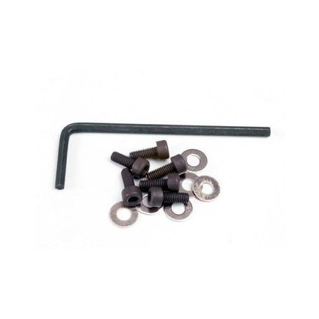 Traxxas 1552 Screw set M3x8mm