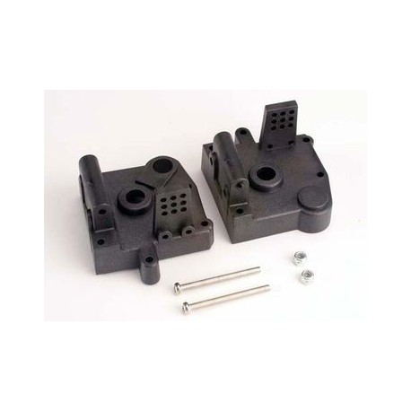 Traxxas 1681 Gear Box Halves pair*