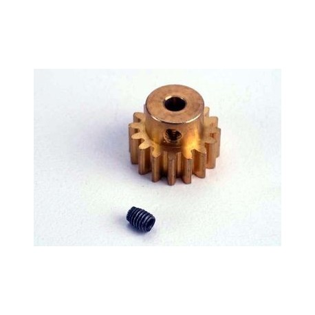 Traxxas 1687 Gear 16-T pinion (32-p)/set sc