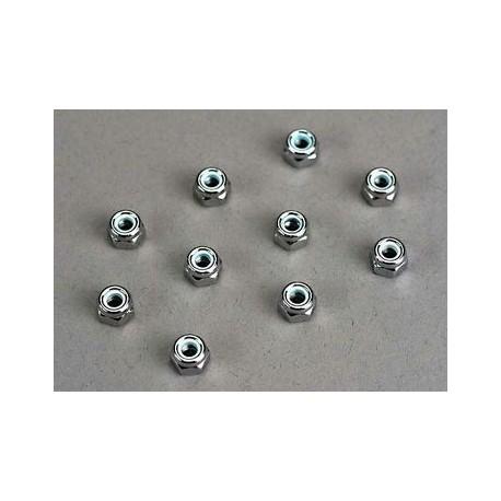 Traxxas 1747 Lock Nut M4 (10)