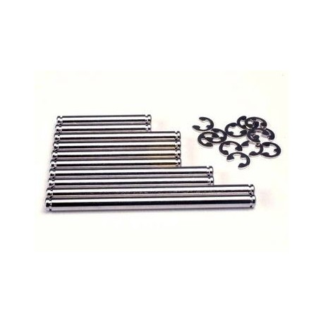 Traxxas 1939 Suspension Pin Set Hard Chrome