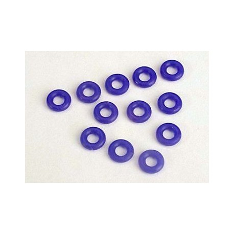 Traxxas 2361 Blue silicone O-rings (12)