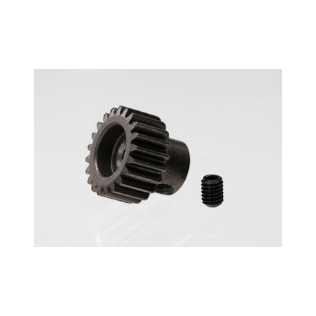 Traxxas 2421 Gear, 21-T pinion (48-pitch) / set screw