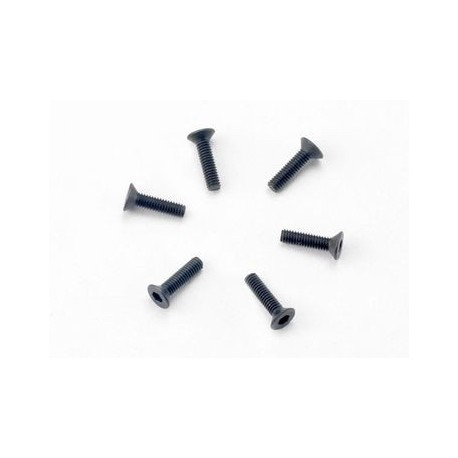 Traxxas 2523 Screw 2,5x10mm countersunk mac