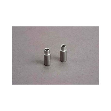 Traxxas 2538 Spacers, aluminum, 3x6x12mm (2)