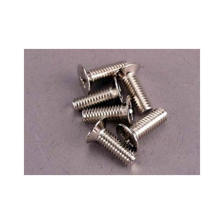 Traxxas 2548 Screw 4x12mm countersunk machi