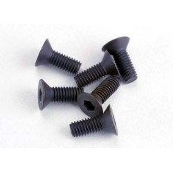 Traxxas 2550 Screw 3x8mm countersunk machin