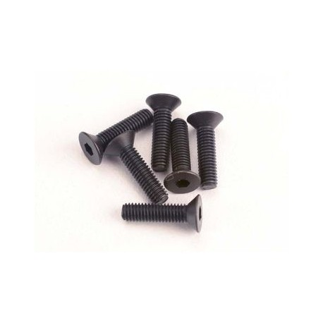 Traxxas 2552 Screw 3x12mm countersunk machi
