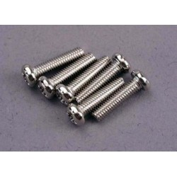 Traxxas 2561 Screws 3x12mm roundhead machin
