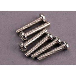 Traxxas 2563 Screws 3x15mm roundhead machin