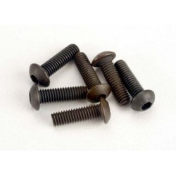Traxxas 2577 Screws 3x10mm button head mach