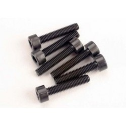 Traxxas 2586 Head screws 3x15mm cap-head m