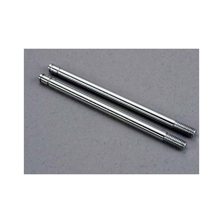 Traxxas 2656 Shock shafts steel chrome XXL
