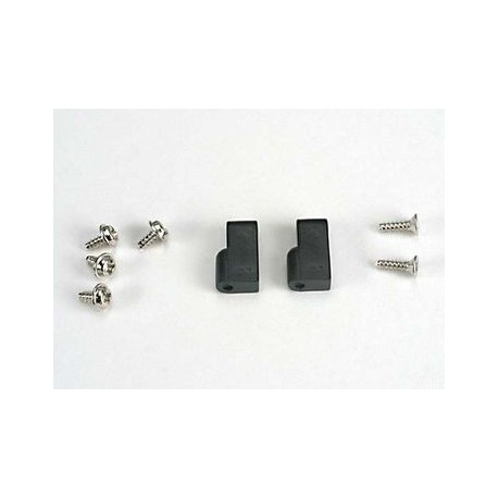 Traxxas 2715 Servo mounts (2) screws (6)