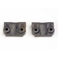 Traxxas 2798 Suspension Arm Mount Black Rear 1-Degree (Pair)
