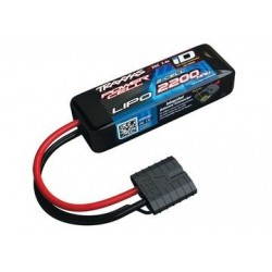 Traxxas 2820X Li-Po Battery 2S 7,4v 2200mAh 25C iD-connector