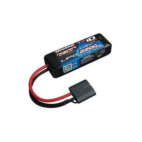 Traxxas 2820X Li-Po Battery 2S 7,4v 2200mAh 25C iD-connector