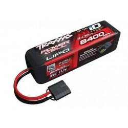 Traxxas 2878X Li-Po Battery 3S 11,1V 8400mAh 25C iD-connector