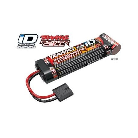 Traxxas 2923X NiMH Batteri 8,4V 3000mAh iD-connector