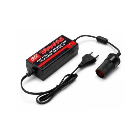 Traxxas 2976G omformer / adapter til stikkontakt Power Supply