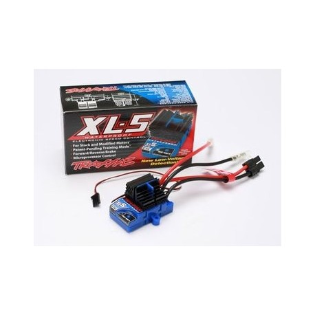 Traxxas 3018R XL-5 Speed control
