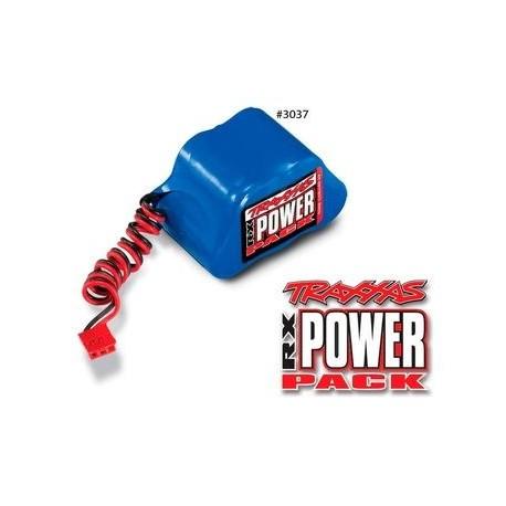Traxxas 3037 Receiver battery NiMH 6,0V 1200mAh Hump