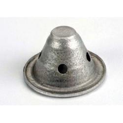 Traxxas 3153 Baffle cone exhaust aluminium