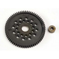 Traxxas 3166 Spur gear 66-tooth (32 pitch)