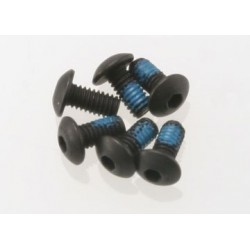 Traxxas 3347 Screws M2,5x5 button head