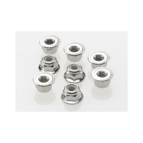 Traxxas 3647 Locknut 4mm(8)