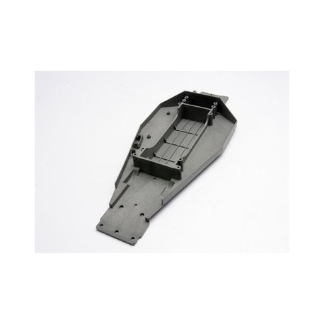 Traxxas 3722A Lower Chassis Grey