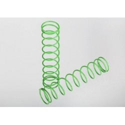 Traxxas 3757A Springs Rear Green (2)
