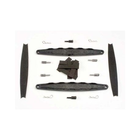 Traxxas 3923 Hold downs battery (2)