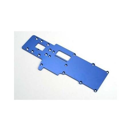 Traxxas 4530 Chassie Plate Under Rear Aluminium