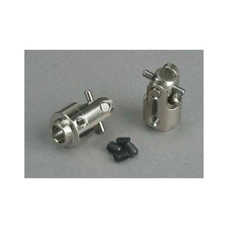 Traxxas 4628X Differential Output Yokes Steel (2)