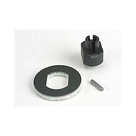 Traxxas 4884 Disc brake & hub