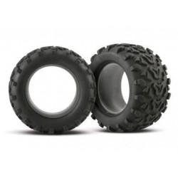 """Traxxas 4973 Tires Maxx 3.8"""" (2)"""