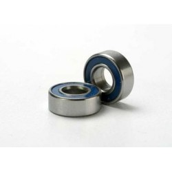 Traxxas 5116 Ball bearing 5x11x4mm Blue Rubber Sealed (2)