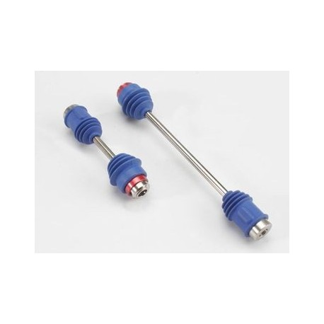 Traxxas 5151R Driveshafts Center Complete