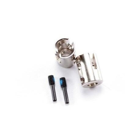 Traxxas 5153 Drive Cups Inner (Steel Driveshafts)